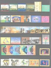 Australia 1998 Year Collection mint unhinged 75 stamps with 4 mini sheets*Value.