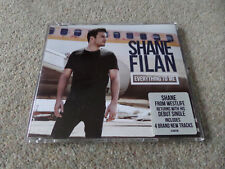 Shane Filan - Everything To Me 4 Track 2013 UK CD Single RARE! Westlife