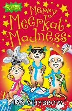 Merry Meerkat Madness (Awesome Animals),Ian Whybrow, Sam Hearn
