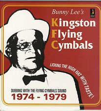 Bunny Lee Kingston Flying Cymbals inédits with 1974-1979 VINYL LP £ 10.99 New