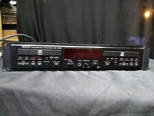 DENON PROFESIONAL CD RECORDER DN-C550R *for parts