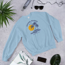 Retro Outer Banks North Carolina OBX Pogue Life Unisex Graphic Sweatshirt