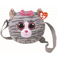 Ty Beanie Babies 95100 Ty Gear Kiki the Cat Boo Shoulder Bag