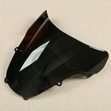 Double Bubble Windshield Windscreen For Suzuki GSXR GSX-R 600 750 1000 2001-2002