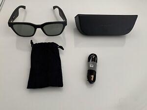 Bose Frames Alto Audio Sunglasses - Black, M/L
