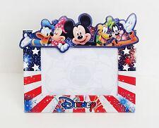 Disney - Mickey Minnie Goofy Donald Pluto - Freedom Group Picture Photo Frame