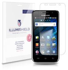 iLLumiShield Anti-Bubble/Print Screen Protector 3x for Samsung Galaxy Player 4.0
