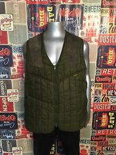 Barbour Quilted Keeperwear Gilet / Waistcoat (Men's/ Size: X Large)