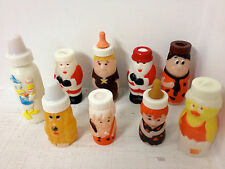 Vintage Evenflo and Gerber Baby Bottle 1976-1984 You Choose Disney, Flinstones