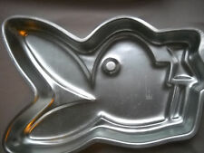 Playboy Bunny Head Cake Mold Aluminum