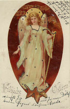 Vor 1914 frankierte Osterkarten
