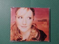 Lauren Waterworth 'Baby, Now That I've Found You' CD (2002)