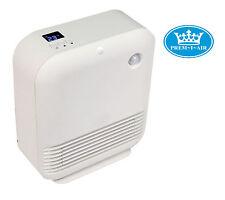Prem-I-Air White 1.5kW PIR Energy Saving Motion Sensor PTC Ceramic Heat Heater