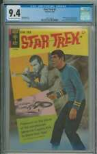 STAR TREK #2 CGC 9.4 OW/WH PAGES