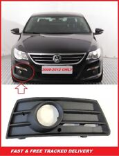 VOLKSWAGEN PASSAT CC 2008-2012 Front Fog Light Bumper Grille RH Right Driver