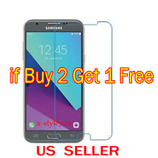 1x Clear Screen Protector Guard Cover Film Samsung Galaxy J3 Eclipse / Luna Pro