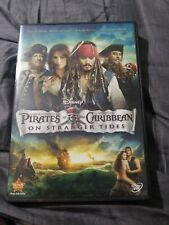 Pirates of the Caribbean: On Stranger Tides (DVD, 2011)