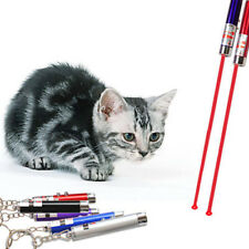 LASER TEASER PEN CAT POINTER KITTEN PLAY TOY MOUSE PROJECTING FLASH FUN EXERCISE