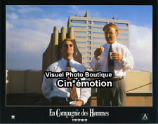 6 Photos Cinéma 21.5x27.5cm (1997) EN COMPAGNIE DES HOMMES Aaron Eckhart NEUVE