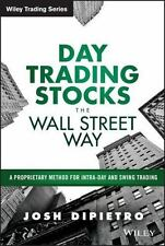 Wiley Trading: Day Trading Stocks the Wall Street Way (EBOOK)