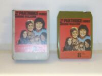 8 Track Cassette the partridge family sound magazine