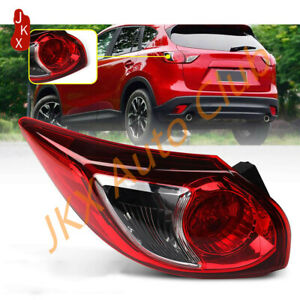 For Mazda CX5 CX-5 2013-2016 LH Drive Outer Side TailLight Brake Lamp  w/o Bulb