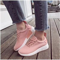 Women Mesh Breathable Sneakers Sport Running Shoes Training Outdoor Casual Ths01