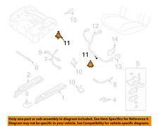 GM OEM Seat Track-Actuator 16807202
