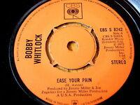 """BOBBY WHITLOCK - EASE YOUR PAIN  7"""" VINYL"""