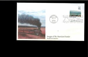 2004 FDC Nuage Formations Boston