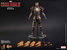 Hot Toys Marvel Iron Man 3 Iron Man Mark XLI (41) Bones 1/6 Scale Figure