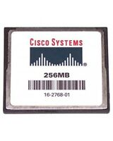 CISCO 256MB CF COMPACT Flash Card for Cisco 2801 2811 2821 2851 3825 3845