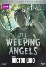DOCTOR WHO - THE WEEPING ANGELS (DAVID TENNANT) (DVD)