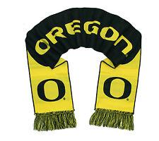 Oregon Ducks Scarf - University of Oregon 2017 Reversible Woven