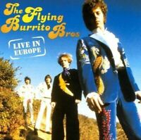 THE FLYING BURRITO BROS live in europe (CD, album) country rock, very good, 1997