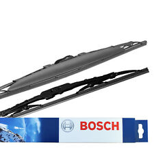 "Fits MG MG ZT-T Estate Bosch Superplus Spoiler 22/22"" Front Wiper Blades Pair"
