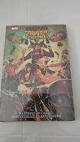 MARVEL ZOMBIES DESTROY! HARDCOVER GRAPHIC NOVEL MARVEL COMICS SEALED! NEW MINT!