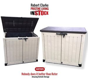 Keter Store-It-Out Max 1200L Weather Resistant Storage Box