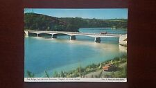New bridge over Blackwater Youghal  - postcard