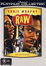 Eddie Murphy : RAW : NEW DVD