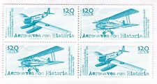 Chile 2013 #2490-2491 Gipsy - Junkers - Planes MNH