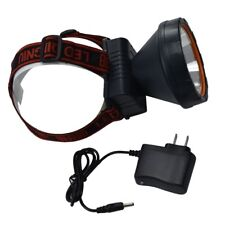 LED Rechargeable Headlight Head Light Lamp + 2Pcs 18650 Battery and Charger AU