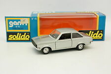 Solido 1/43 - Ford Escort Gris 45