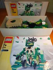 LEGO 4095 Erinnerungswunder Roboter Inventor Record & Play 100% komplett