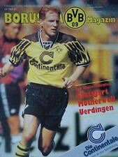 Programm 1994/95 Borussia Dortmund - VfB Stuttgart