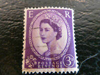 Queen Elizabeth II Wilding Pre Decimal Stamps - Several Denominations - Used