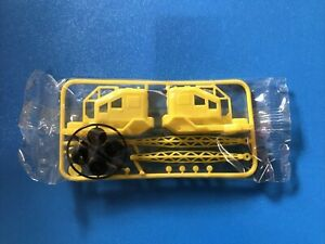 R&L Cereal Toy 1967 Play Harbour MOBILE CRANE Mint In Package