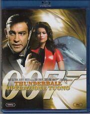 Blu-ray DISC 007 THUNDERBALL OPERAZIONE TUONO