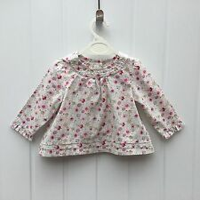 Ted Baker Baby Girls' Floral Tops 0-24 Months