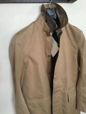 BARBOUR The Benton Waterproof Cotton Raincoat(large)$375